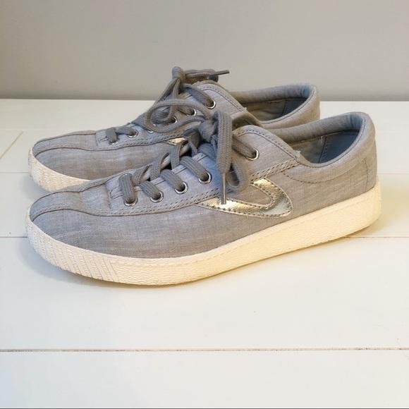 Nylite Plus Grey Sneakers Size 65